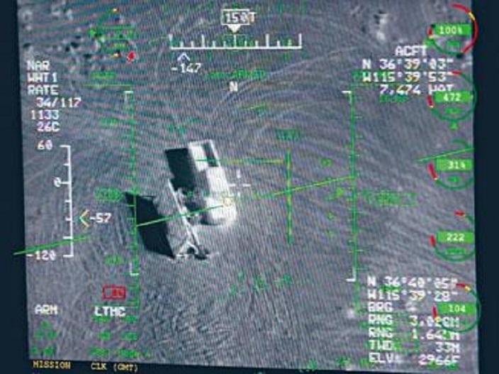 無人機視頻影像。資料圖片