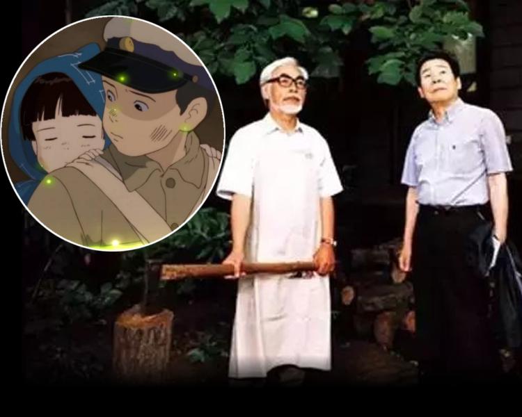 高畑勋和宫崎骏的传奇故事,常常引起外界好奇。网图