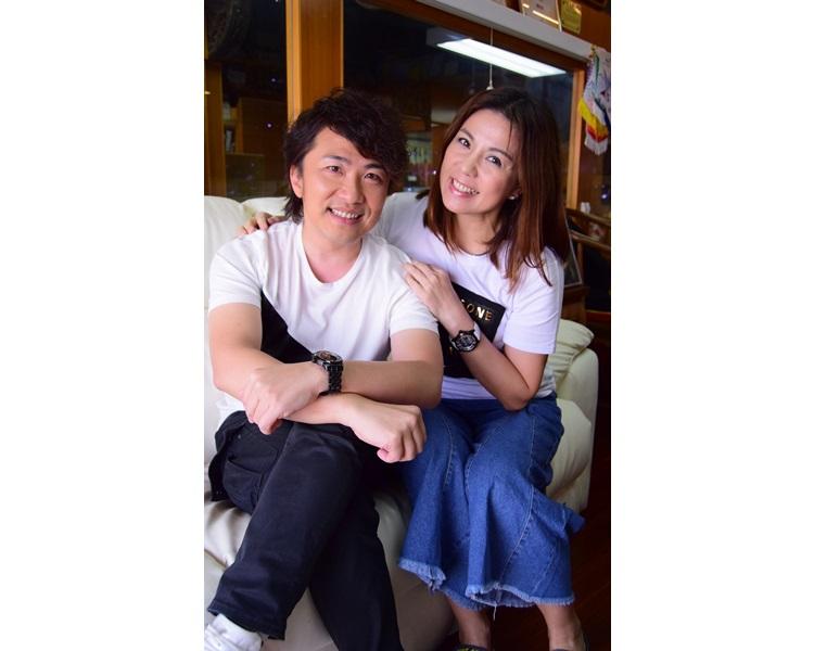 刘美娟与丈夫张崇德