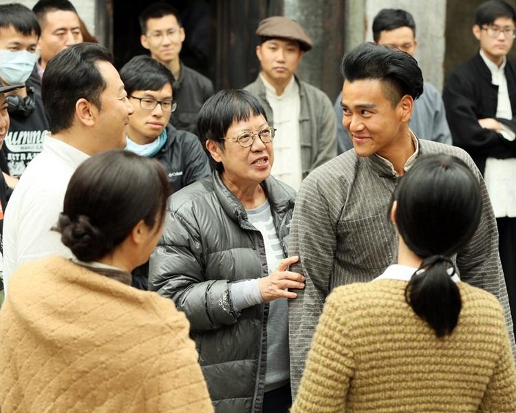 林超贤亦看好许鞍华导演的《明月几时有》。