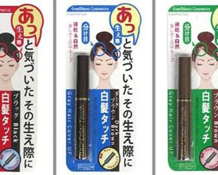 香港AEON指已將含致癌物質甲醛的3款染髮筆下架。Sunpalko官網圖片