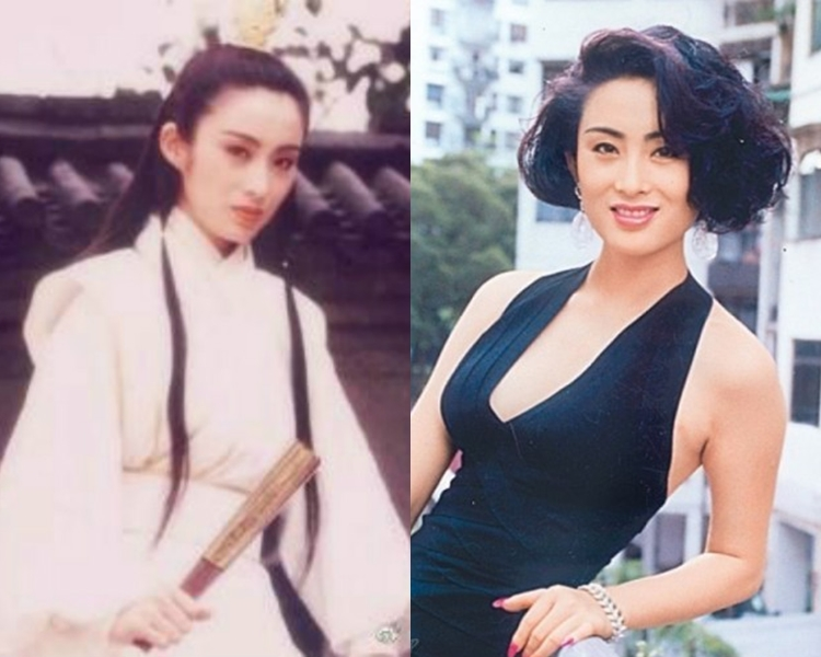 張敏是一代女神。