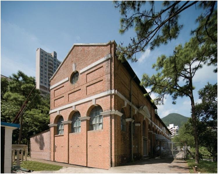 大潭篤抽水站始建於1904年。