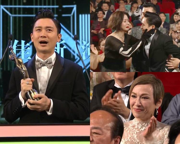 凌文龍得新演員搞喊毛姐同安安姐。