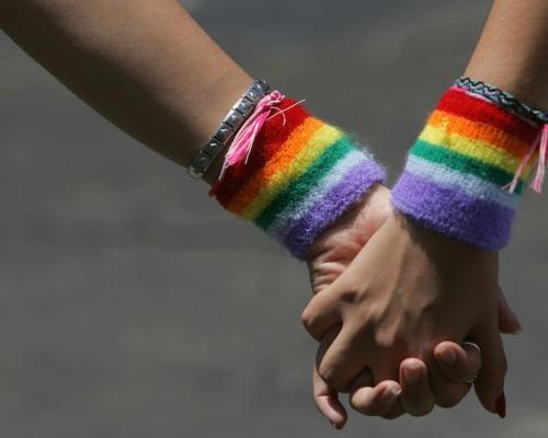 人民日報呼籲要尊重他人的性傾向。網圖