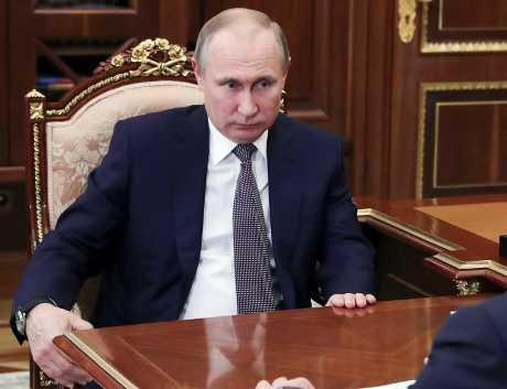 俄羅斯總統普京表示,西方如進一步以飛彈攻擊敘利亞,將導致國際關係混亂。AP