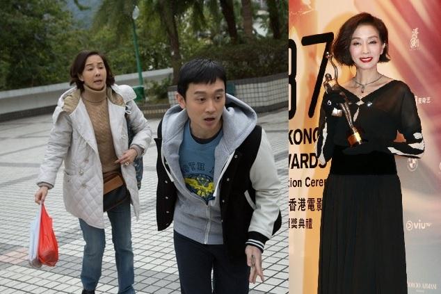 毛舜筠與凌文龍憑《黃金花》分別獲最佳女主角及最佳新演員獎。