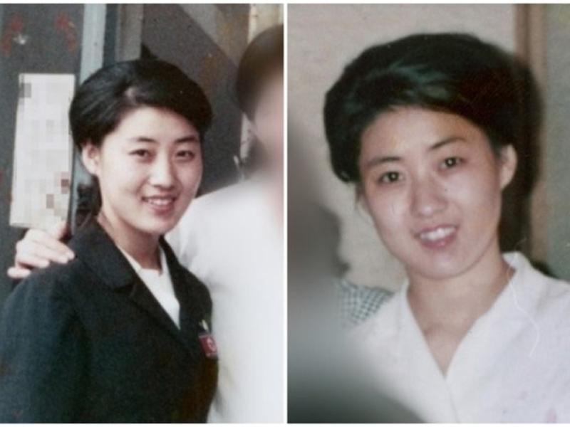 這兩張照片是在1973年7月至9月拍攝,當時21歲的高英姬只是平壤萬壽台藝術劇院的舞蹈員。(網圖)