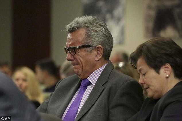 英國苦主考克斯(Gavin Cox)提出的民事索償案上周五在拉斯維加斯法庭展開。(AP )