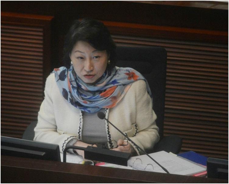 鄭若驊指特區政府清楚知道為廿三條立法的憲制責任。