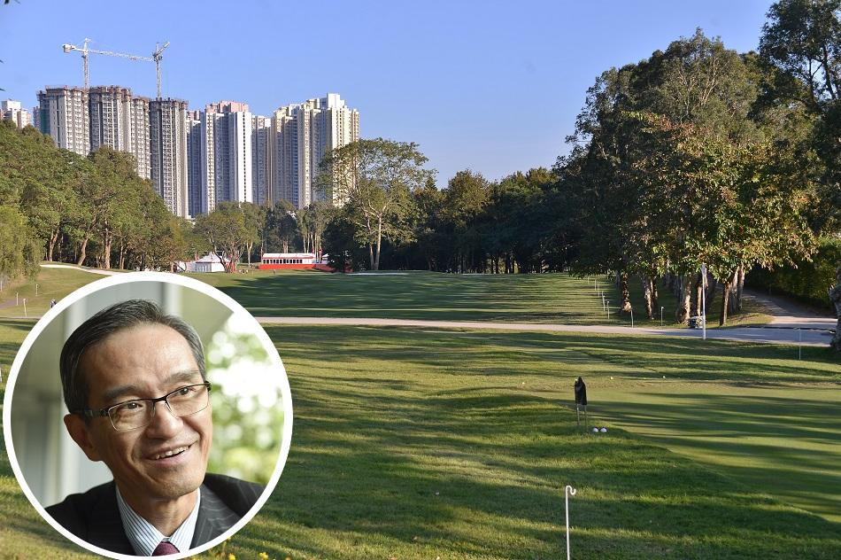 「土地大辯論」將提出18個選項諮詢市民,包括最受爭議的粉嶺高爾夫球場用地。
