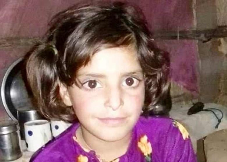 8歲女童巴諾(Asifa Bano)遭輪姦和殺害。(網圖)