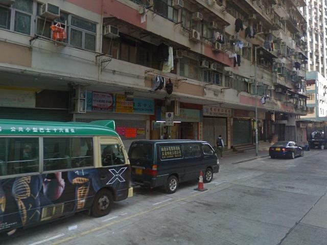 土瓜灣浙江街街頭有男子襲擊女途人。 資料圖片