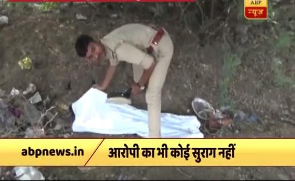 11歲女童遭強姦後棄屍草,警方接報到場調查事件。