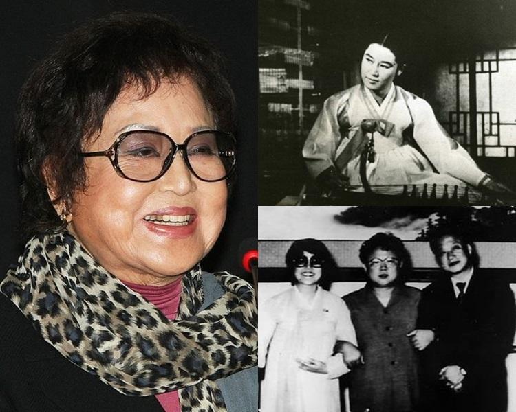 崔銀姬昨日病逝,享年92歲。(網圖)