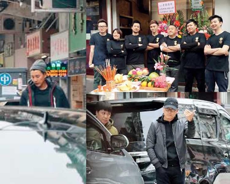 曾志偉牽頭做大股東,洪永城亦有份投資西餐廳,有指眾人大力撮合下,「洪唐」成功復合。