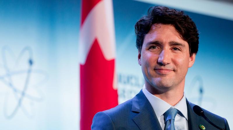 加拿大宣佈撤走外交官家屬。AP圖片
