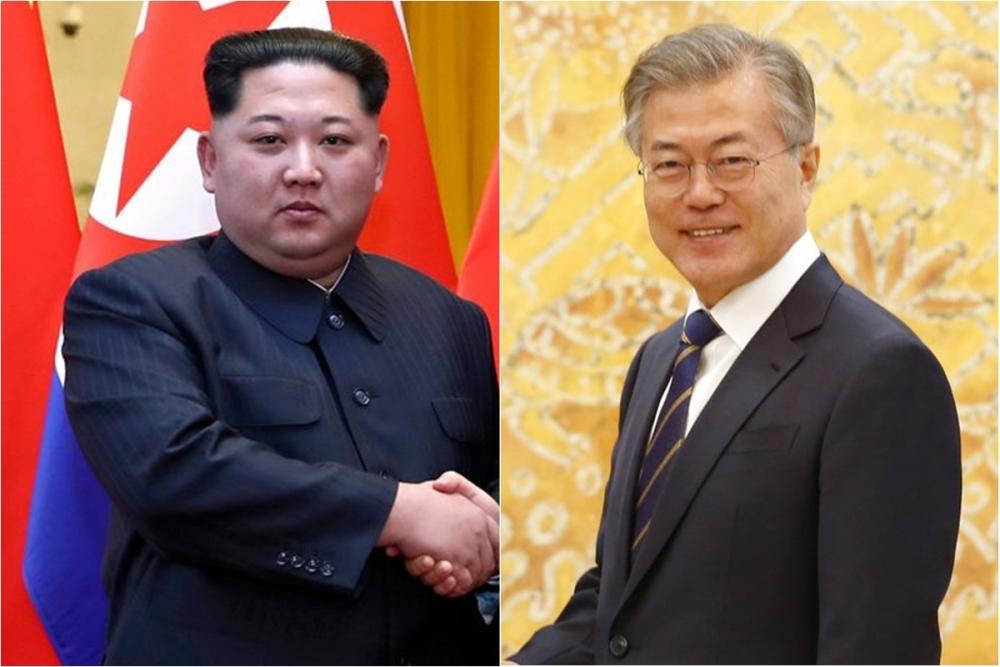 南北韓首腦熱線可望周五開通。AP圖片