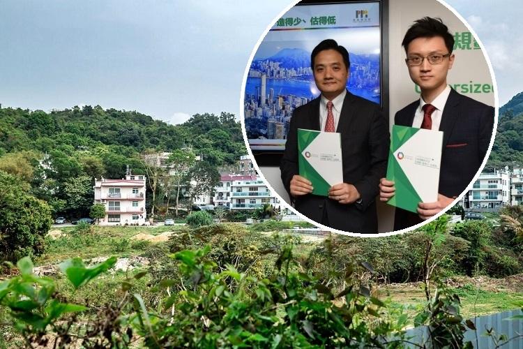 團結香港基金建議十四鄉兩幅64公頃土地,可興建30000個公屋單位。