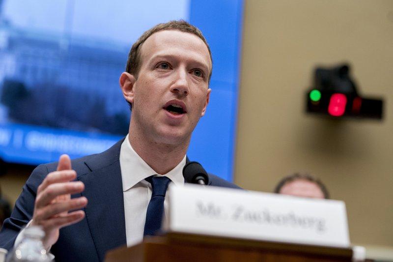 美國法院判用戶可集體起訴Facebook擅設人臉辨識功能。AP圖片