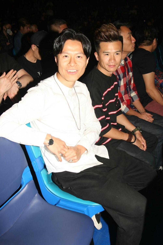 陳健安及釗峰