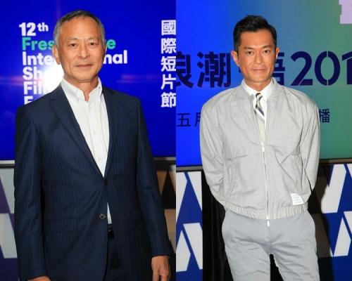 人家得獎唔鍾意都要恭喜 杜琪峯讚古仔貢獻香港電影