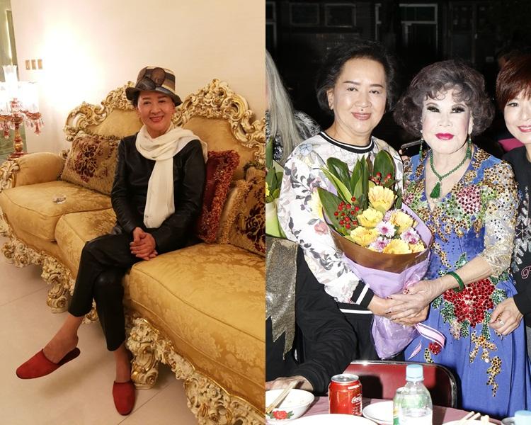 祥嫂上月先同黃夏蕙一起出席活動,今日就數出3大原因拒演對方的慈善騷。