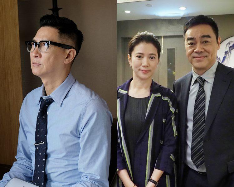 麥兆輝、莊文強黃金組合再度聯手炮製電影,影帝劉青雲、張家輝 鬥戲。