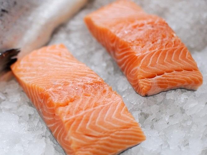 三文魚和吞拿魚均蘊含豐富的奧米加3。