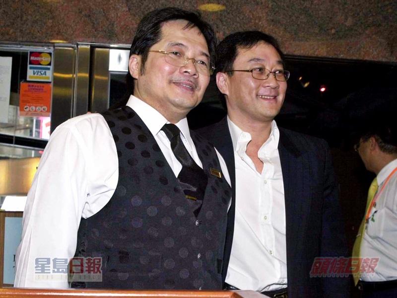 陳乙東曾獲「扒王之王飲食集團」創辦人李德麟聘請。資料圖片