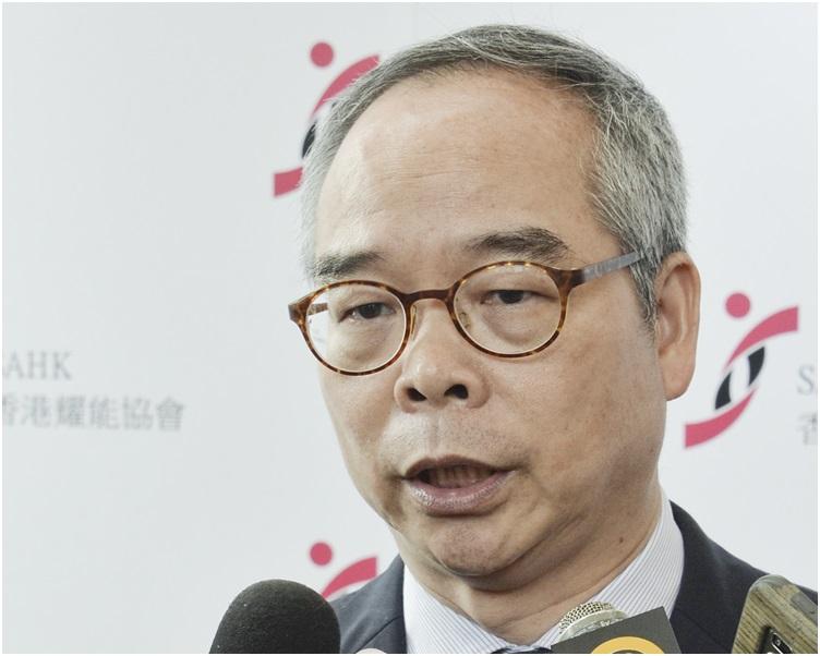 劉江華明日完成活動後,將於同日下午返港。
