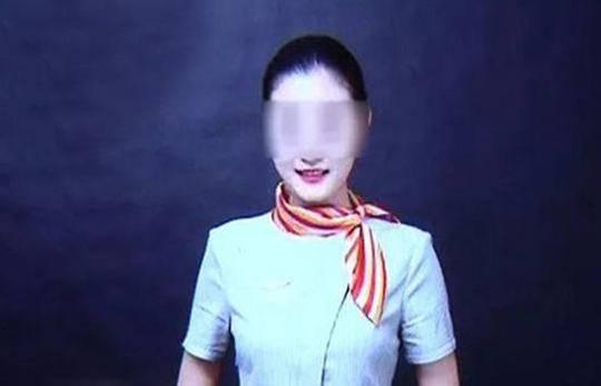 河南鄭州21歲李姓空姐生前在祥鹏航空任職。(網圖)