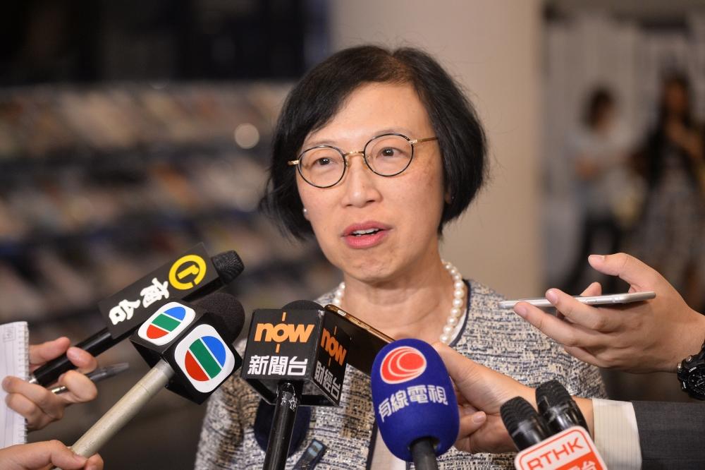 陳肇始稱尊重醫務委員會裁決。資料圖片