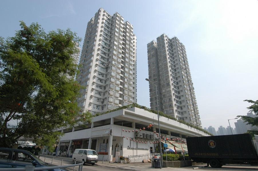 沙田翠麗花園及觀塘彩霞邨錄得兩宗退伍軍人病個案。資料圖片