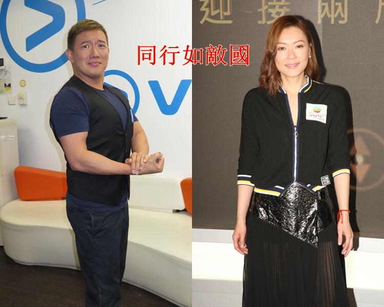 杜汶澤話老婆係TVB人,自然憎Viu。