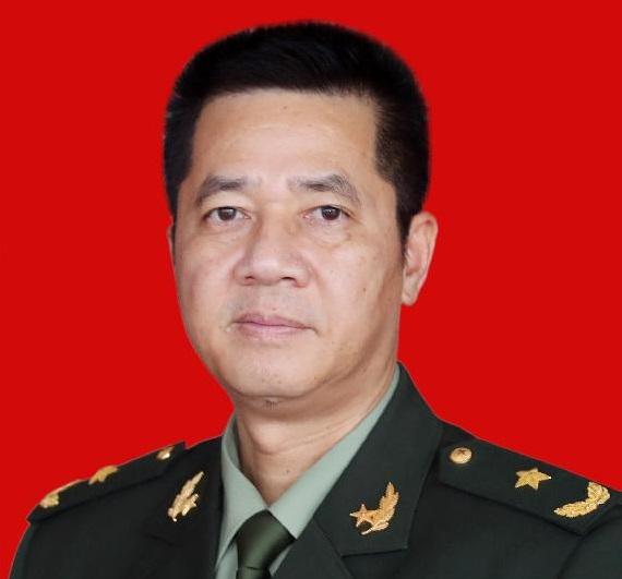 蔡永中升任解放軍駐香港部隊政治委員。解放軍提供