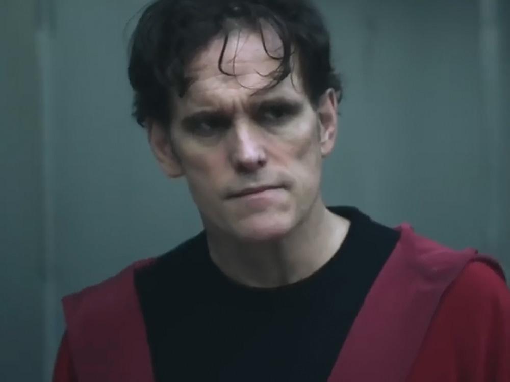 麥迪倫飾演高智商連環殺手Jack。