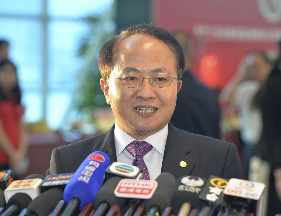 王志民強調香港記者在內地合法採訪一定得到很好保障