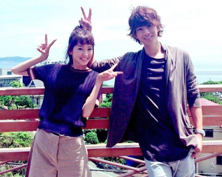 桐谷美玲與三浦翔平拍拖1年多,被傳好事近。