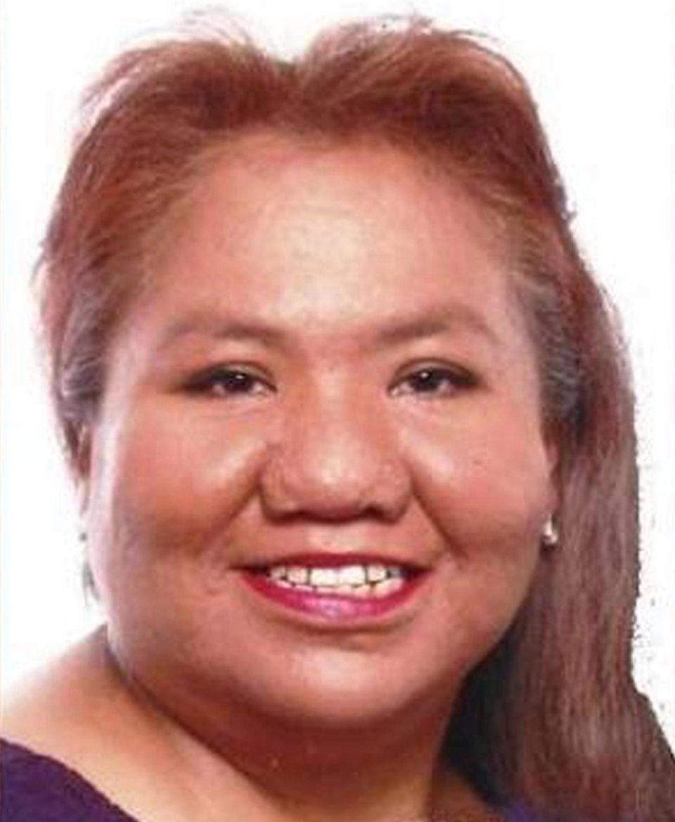 一名52歲育有兩子的媽媽加西亞(Tracy Garcia),慘被鄰居7隻寵物臘腸犬活活咬死。(網圖)