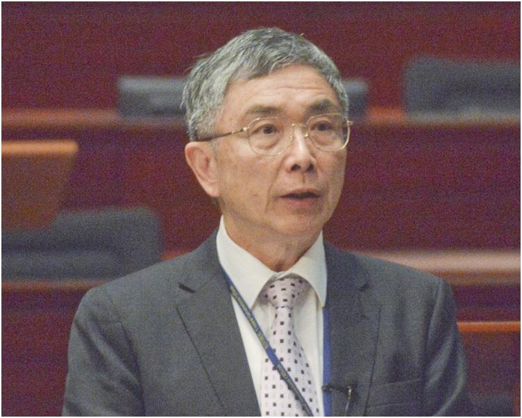 劉怡翔表明,措施涵蓋的層面闊,但並無向大財團傾斜。