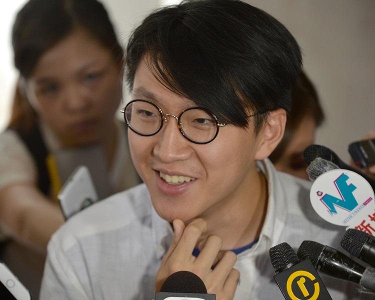 梁天琦被控一項煽惑暴動罪及2項暴動罪。