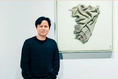 藝術森林實驗性畫廊平台的創辦人楊家輝。