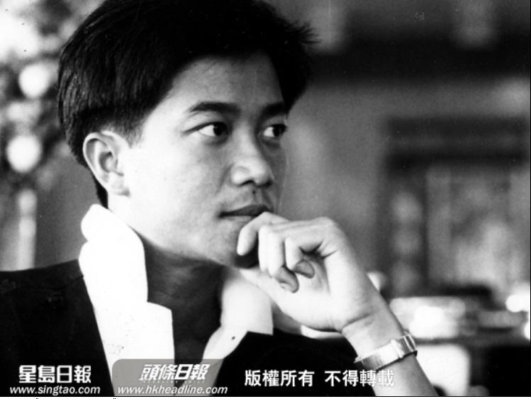 陳百強已離世25年。資料圖片