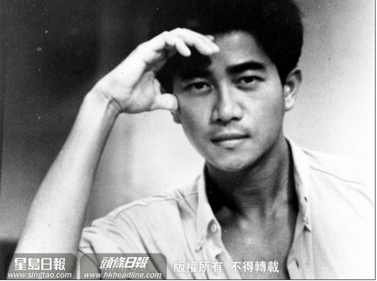 陳百強為電影而作的插曲《等》深受樂迷欣賞,成為他的代表作之一。資料圖片