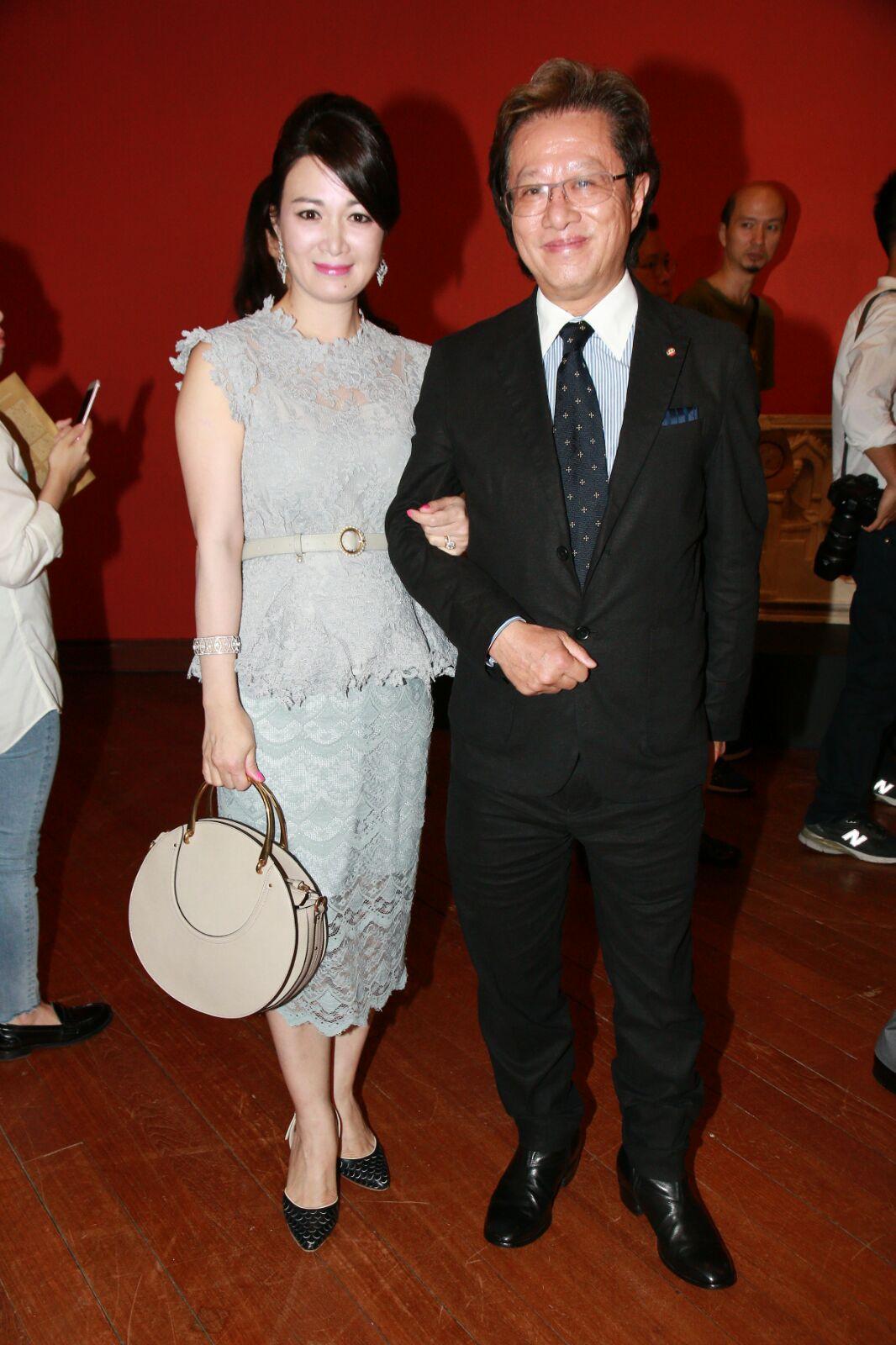 陳少霞與老公李文輝