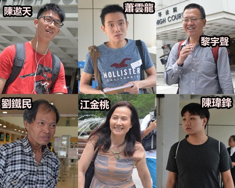 劉鐵民(左下)擬不認罪。資料圖片