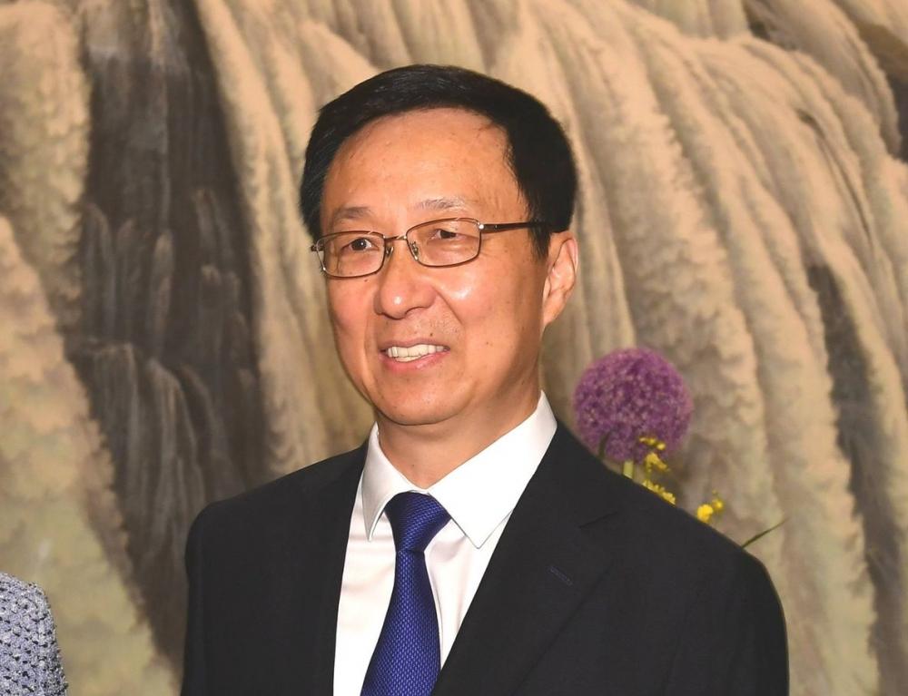 消息指,韓正會在明日到大灣區多個城市視察。