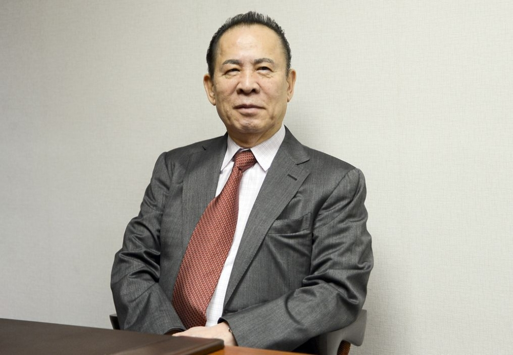 「彈珠機大王」岡田和生。資料圖片