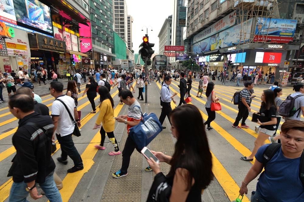 香港僅與19個國家或地區簽引渡協議 。資料圖片